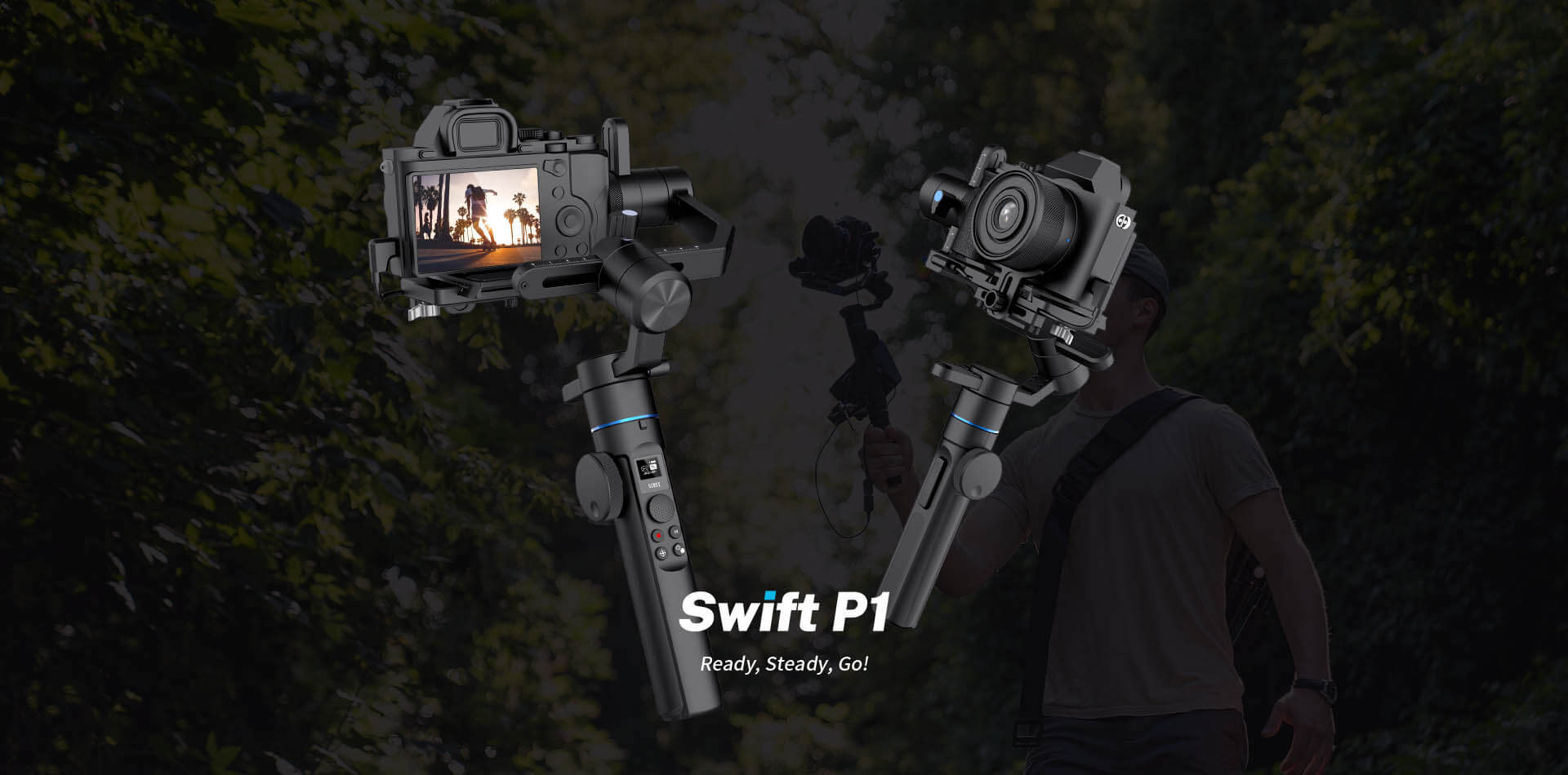 SIRUI Swift P1 Gimbal