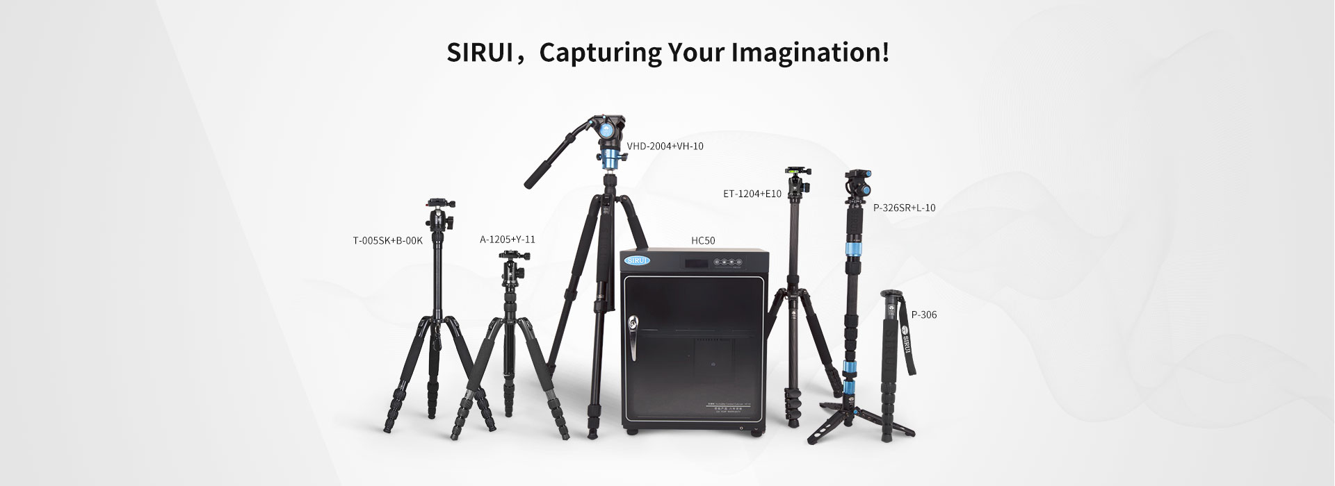 SIRUI, Capturing Your Imagination!