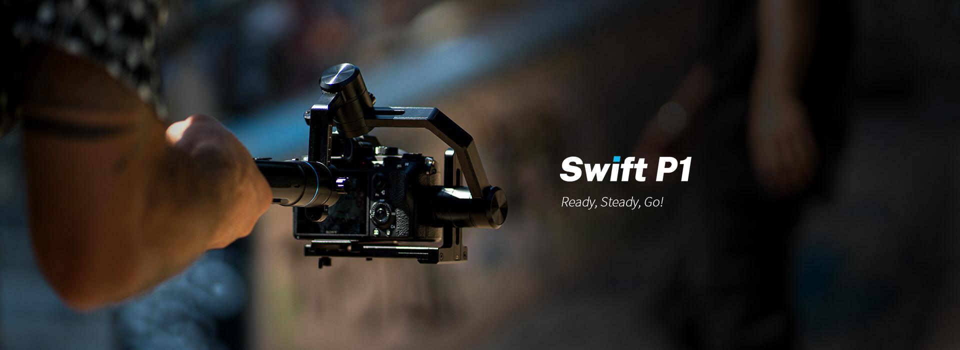 Swift-P1 微单三轴稳定器
