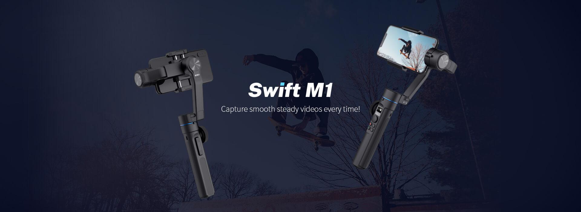 Swift M1 手机稳定器