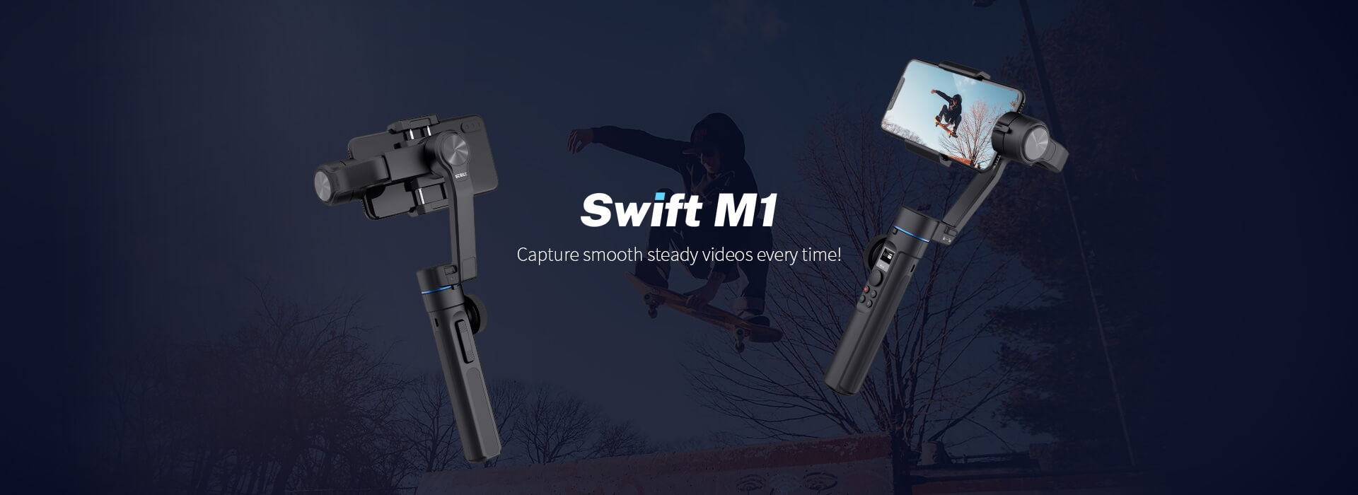 SIRUI SWIFT M1 GIMBAL